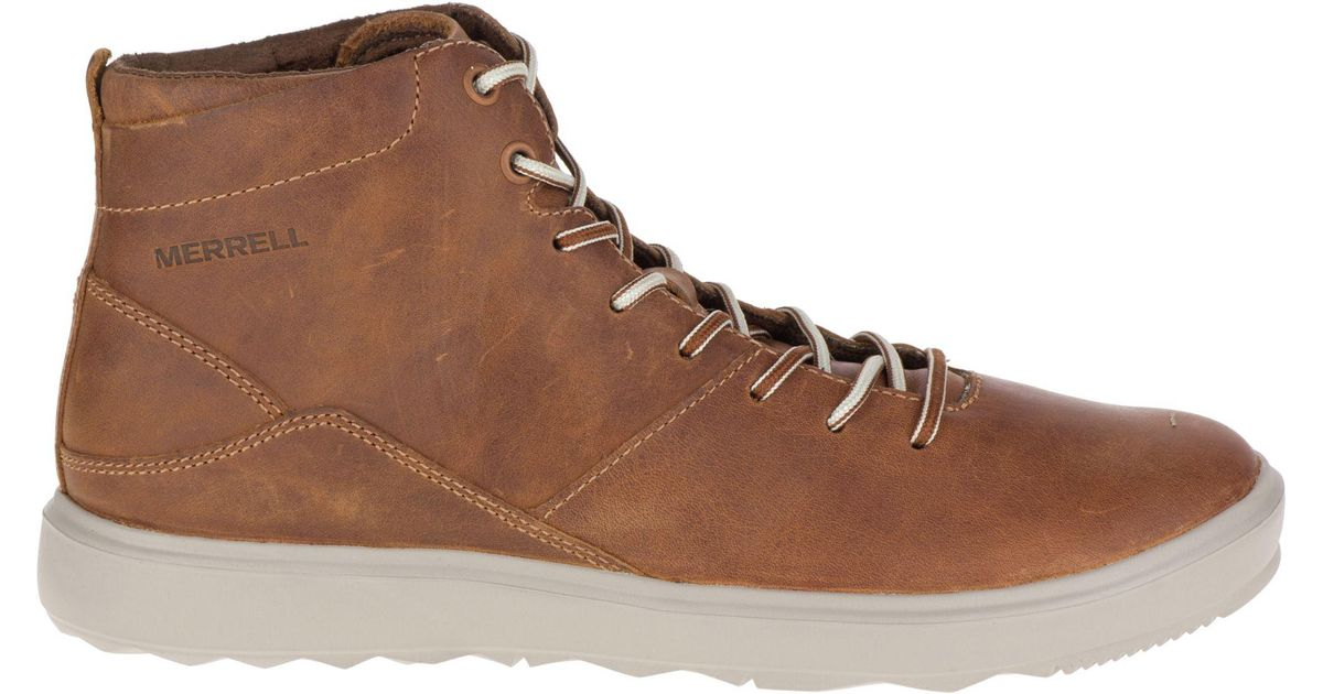 Merrell Around Town Mid Lace Casual
