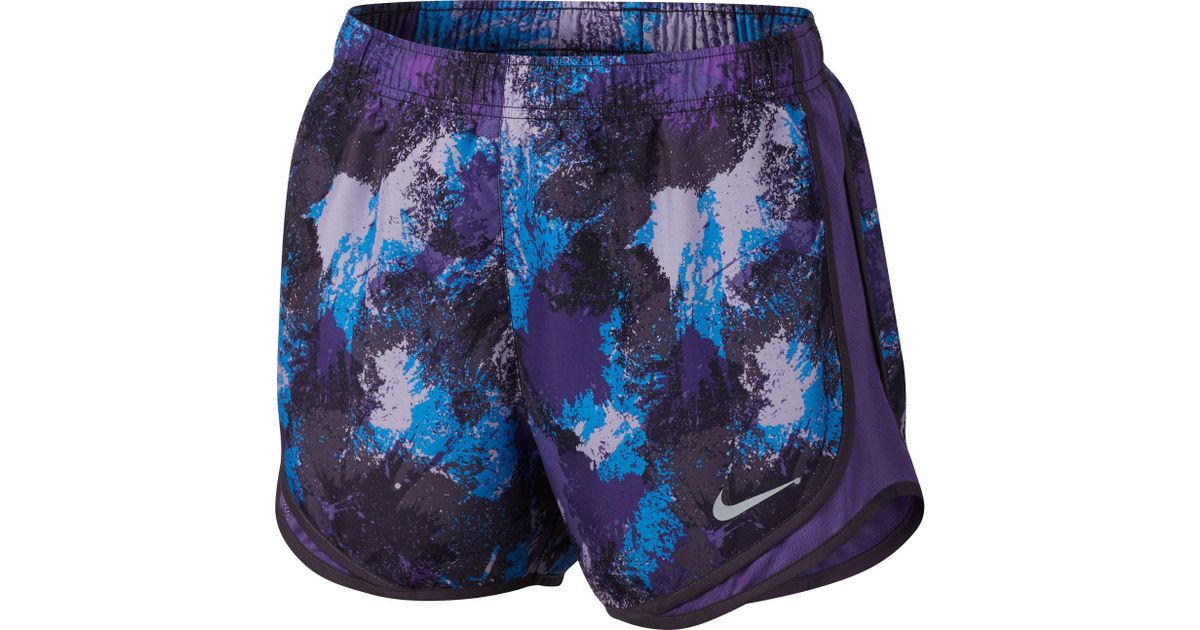 Nike Tempo Side-Panel Printed 3 Inch Women's Running Shorts