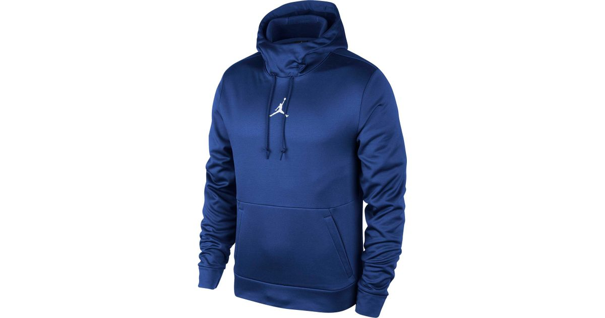 4786431c3da1 Lyst - Nike Therma 23 Alpha Training Hoodie in Blue for Men
