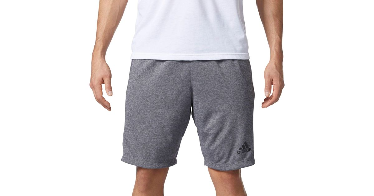 ab3aad4a9a Adidas Gray Speedbreaker Hype Printed Shorts for men