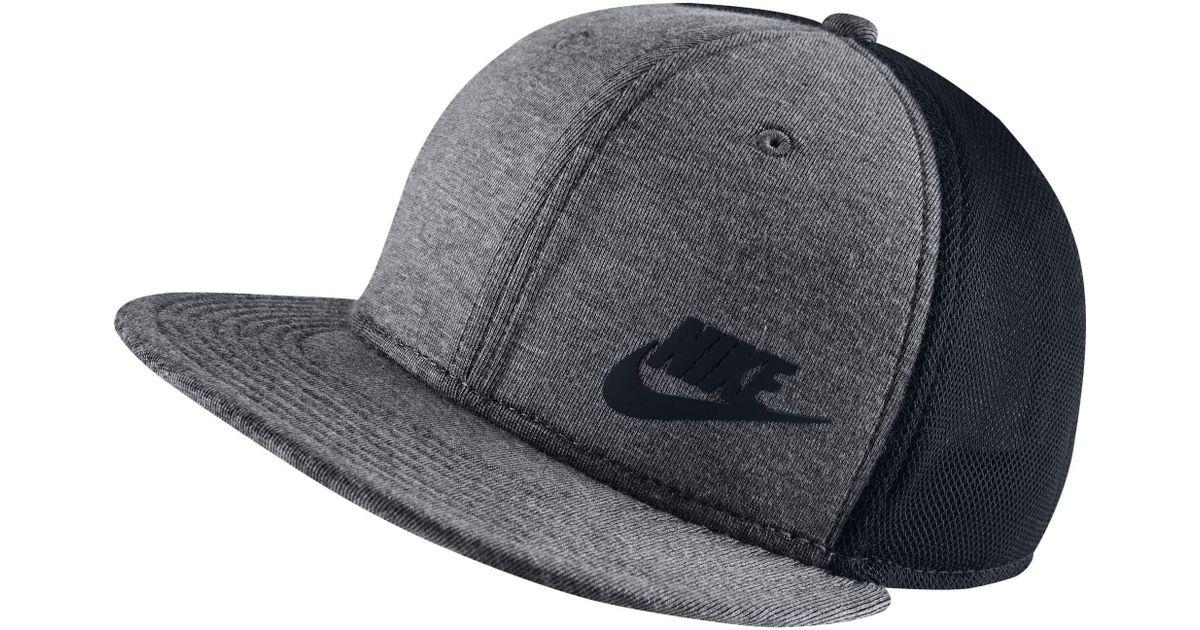 d81cd9359 Nike Multicolor True Tech Pack Adjustable Snapback Hat for men