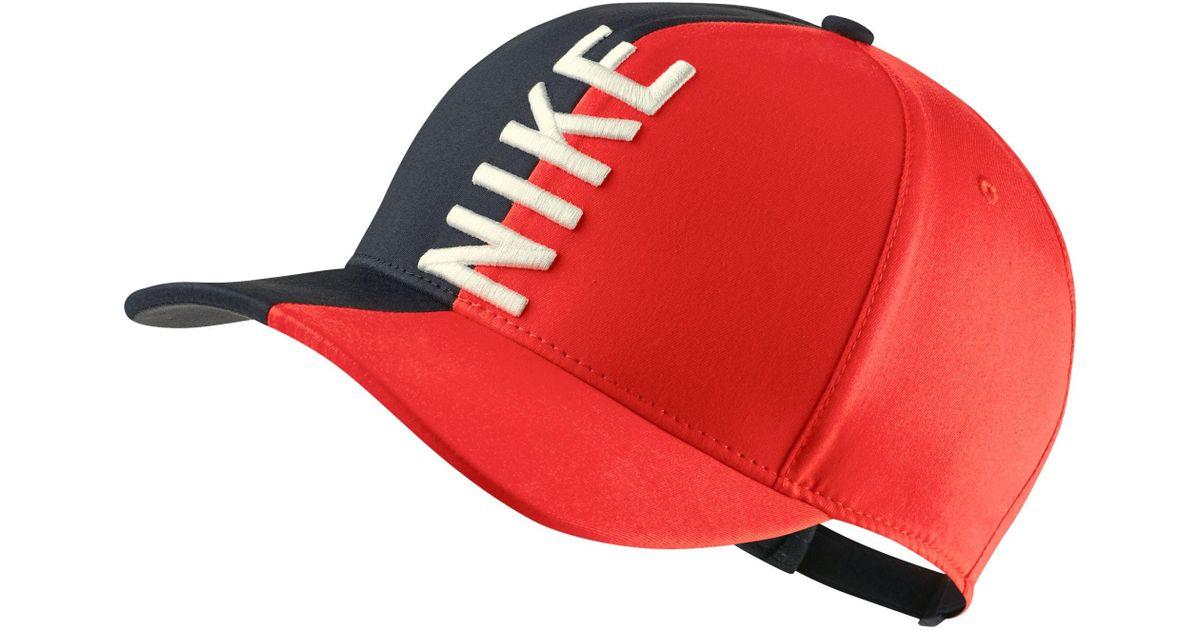 ec2e8e34ffe Lyst - Nike Aerobill Classic99 Golf Hat for Men