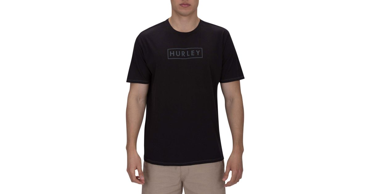 Hurley Mens Lightweight Boxed SS Tee