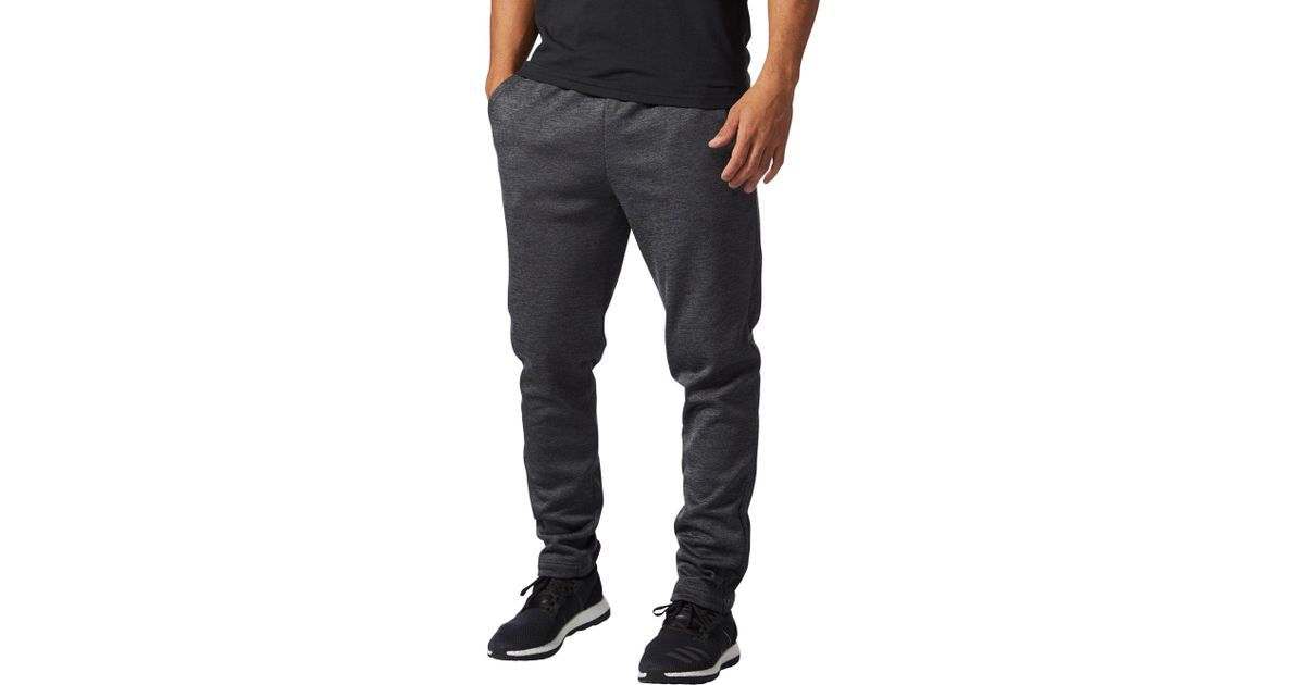 37a7992f8 adidas Athletics Team Issue Fleece Tapered Pants for Men - Lyst