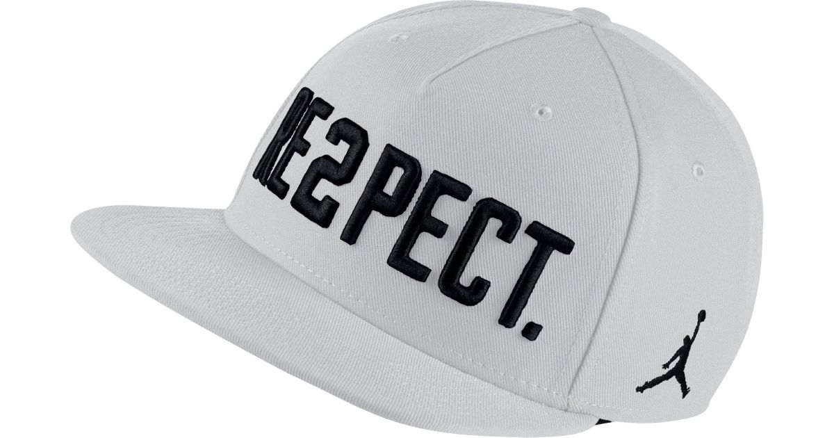 Lyst - Nike Pro Re2pect Adjustable Hat in White for Men b4306af48e5