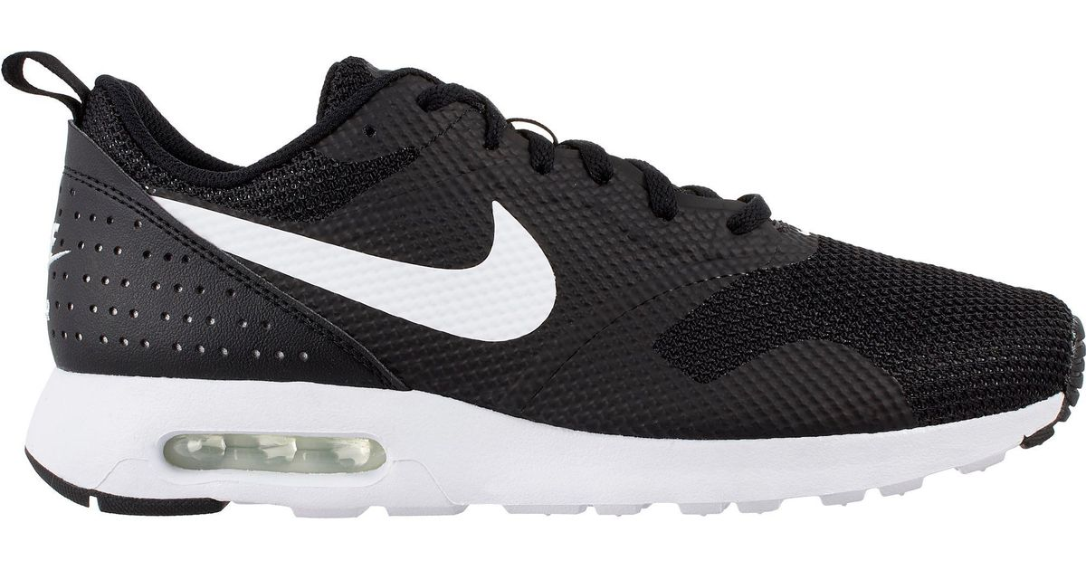 brand new 91c59 c68bc ... uk lyst nike air max tavas shoes in black for men 613b2 5b2e6 ...