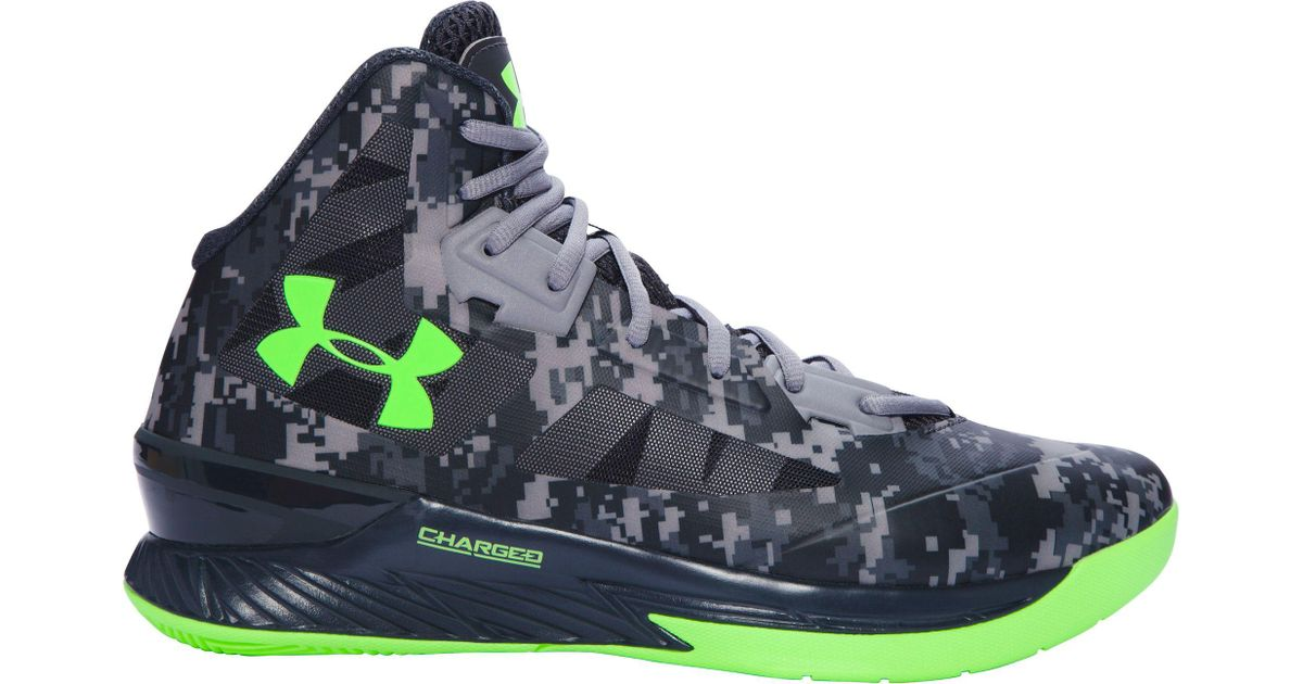 Clutchfit Lightning Basketball Shoes