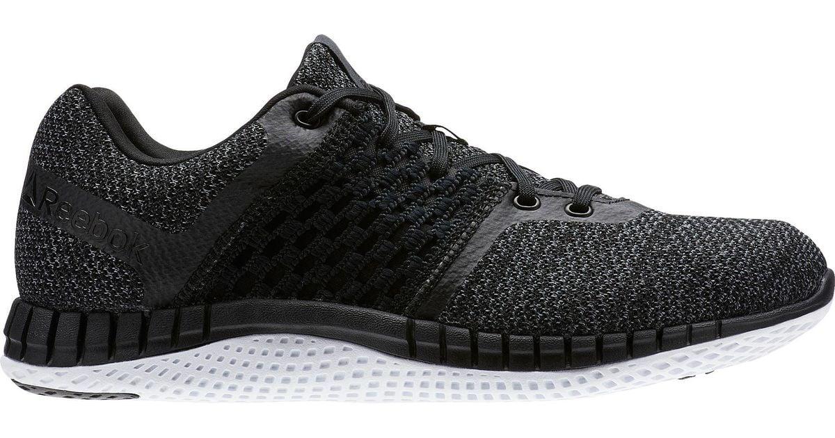 Reebok Floatrise Rs Ultraknit Chaussures De Sport - Noir 1qNio2kG