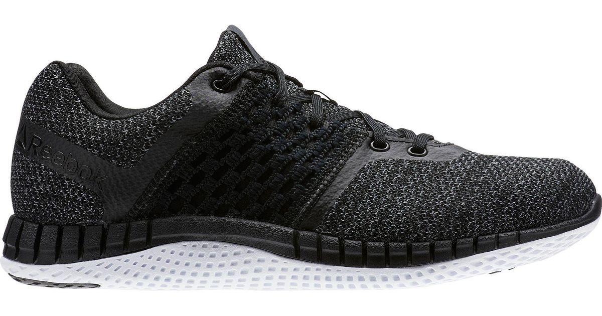 Reebok Floatrise Rs Ultraknit Chaussures De Sport - Noir oSvFam1Ig