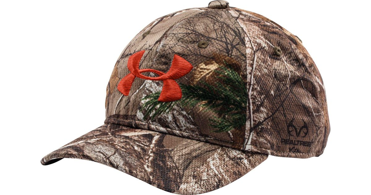Lyst - Under Armour Youth Cascade Camo Hat for Men cc5dbf8ee35