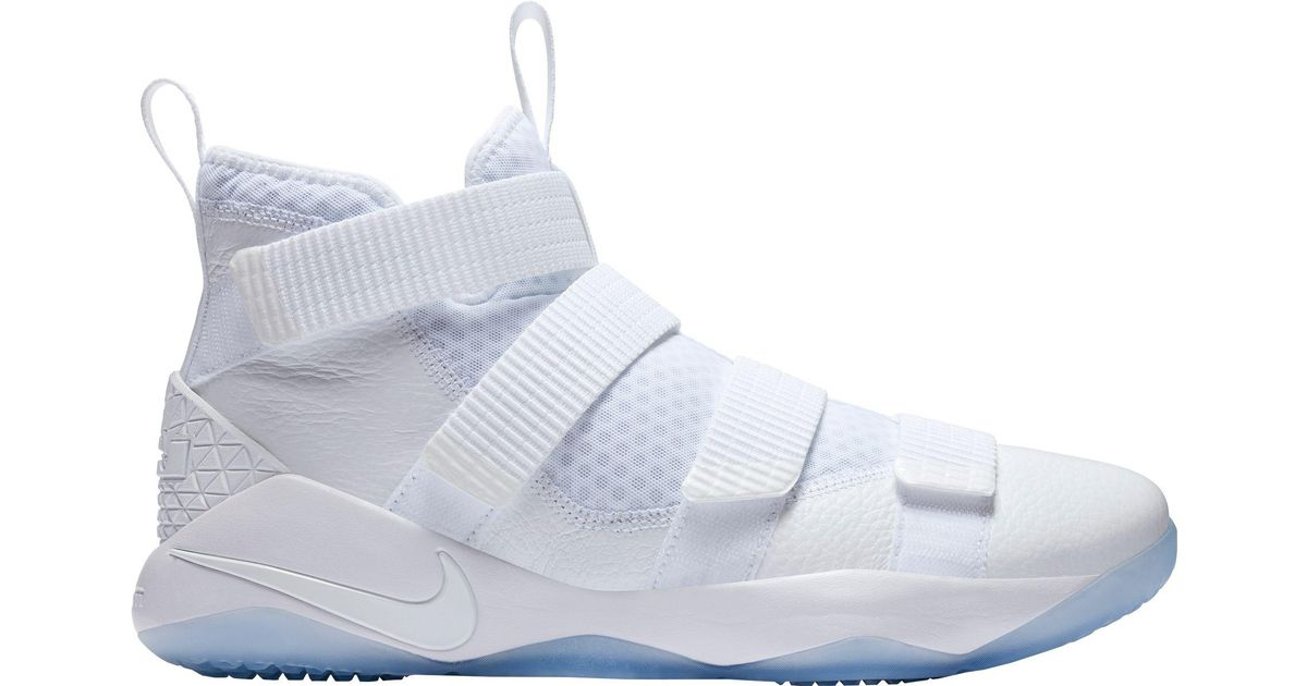 Zoom Lebron Soldier Xi Basketball Shoes