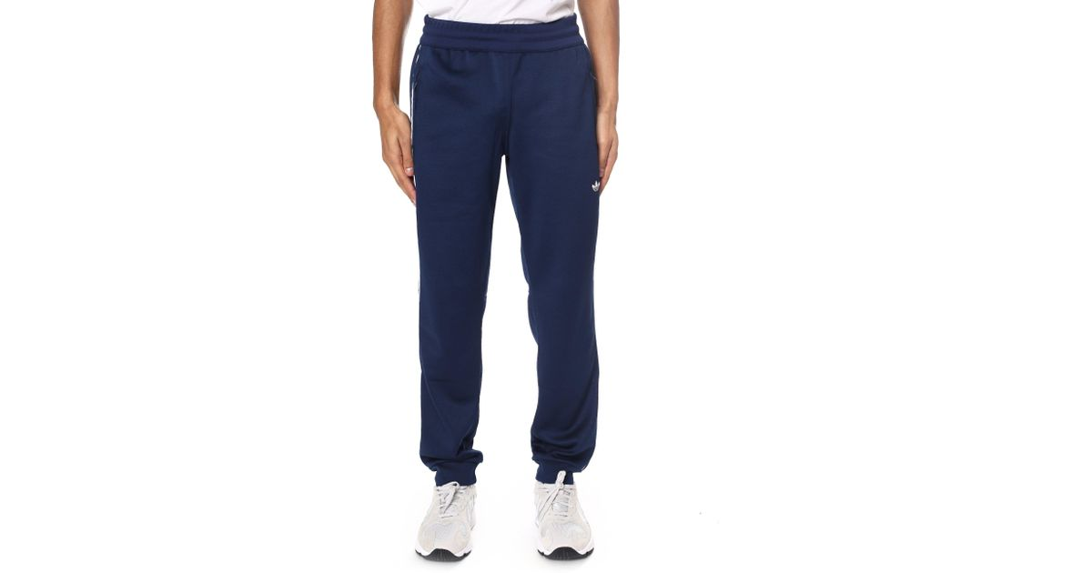 reputable site 7b9b8 a6c42 adidas Arena Track Pants in Blue for Men - Lyst