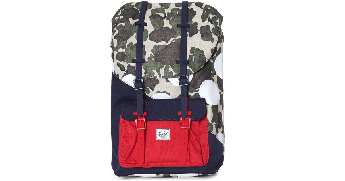 b58642cf3b23 Herschel Supply Co. Little America Backpack for Men - Lyst