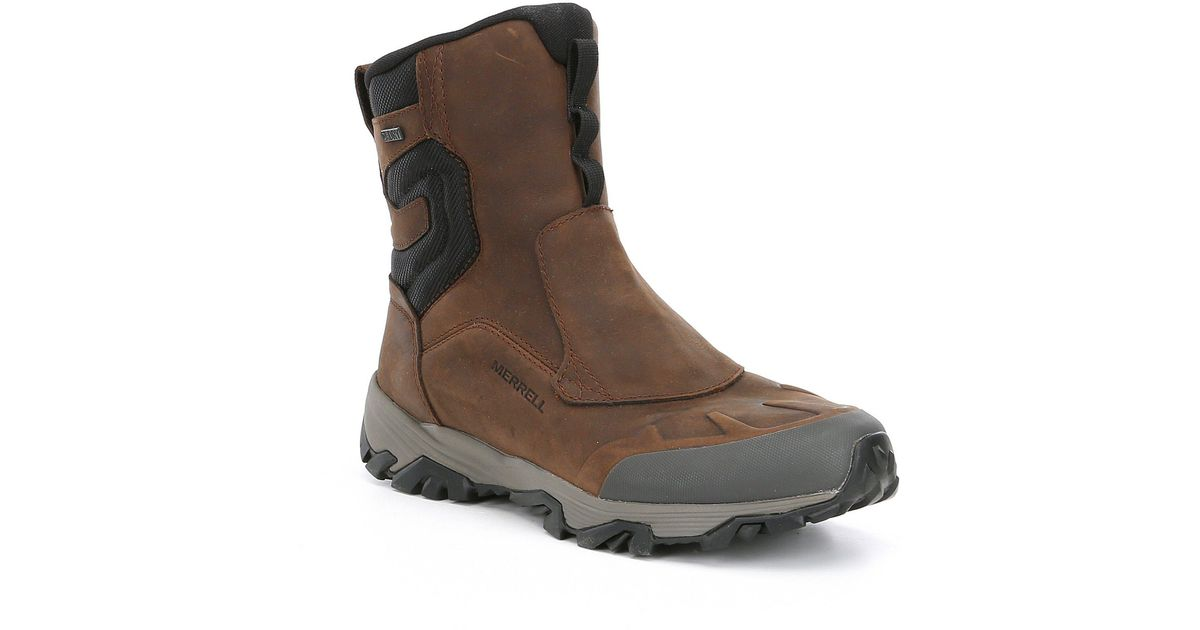 72d85444 Merrell Brown Men S Coldpack Ice 8