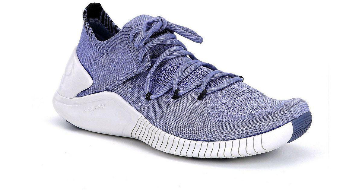 5653f1359b23a8 Lyst - Nike Women s Free Tr Flyknit 3 Training Shoes