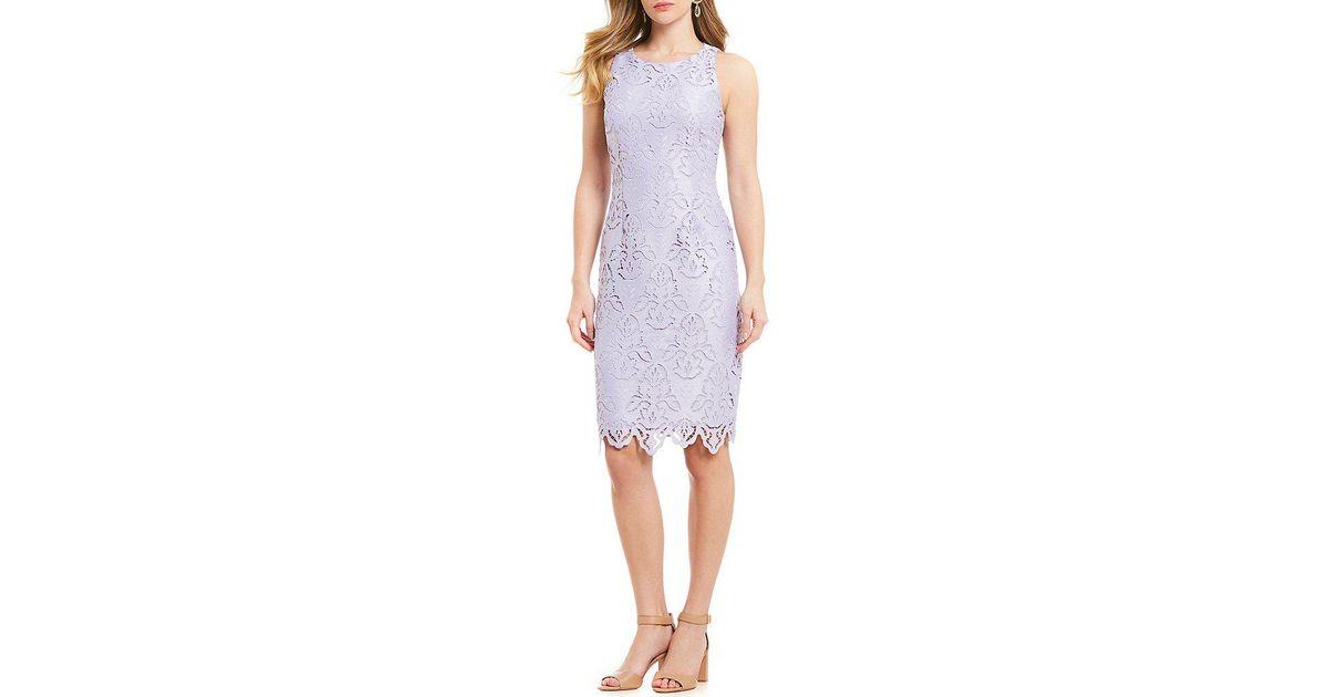 b4e5fdd80bd Antonio Melani Maya Lace Dress - Lyst