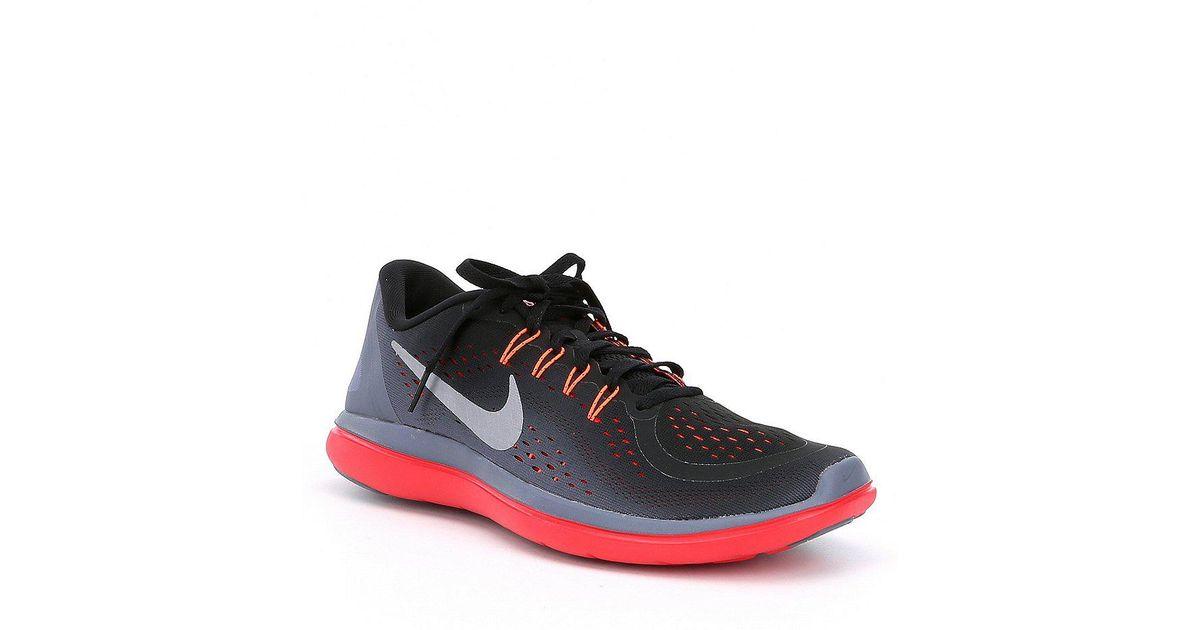 f690068047fe Lyst - Nike Men s Flex 2017 Rn Running Shoes for Men