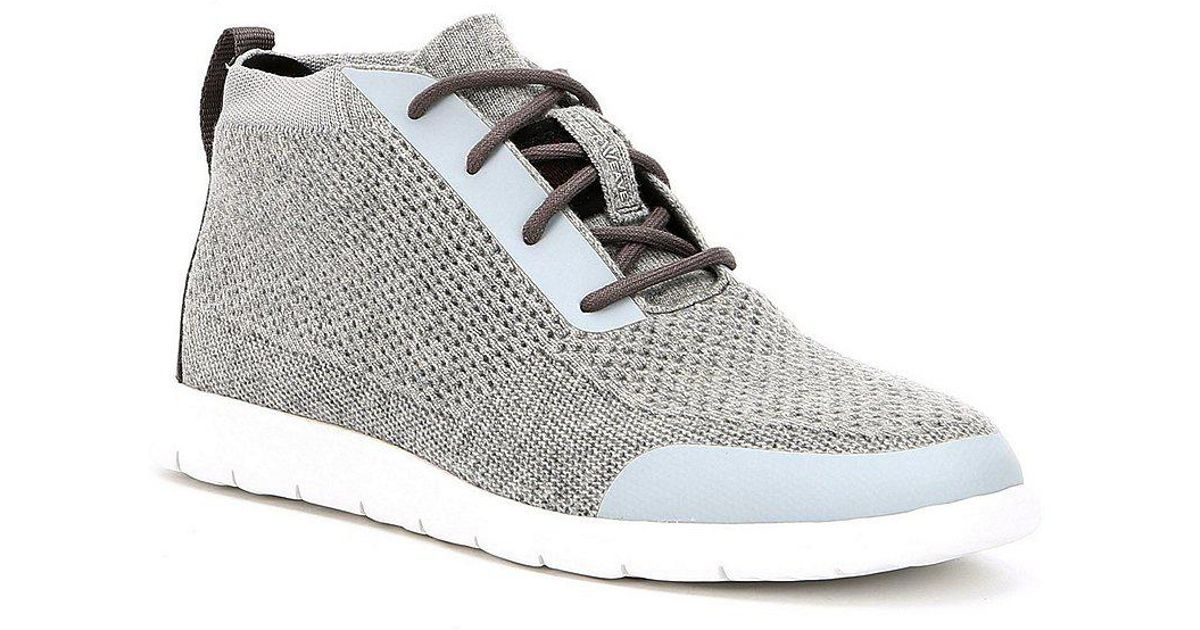 c48b634773a Ugg Gray ® Men's Freamon Hyperweave Chukka Boots for men