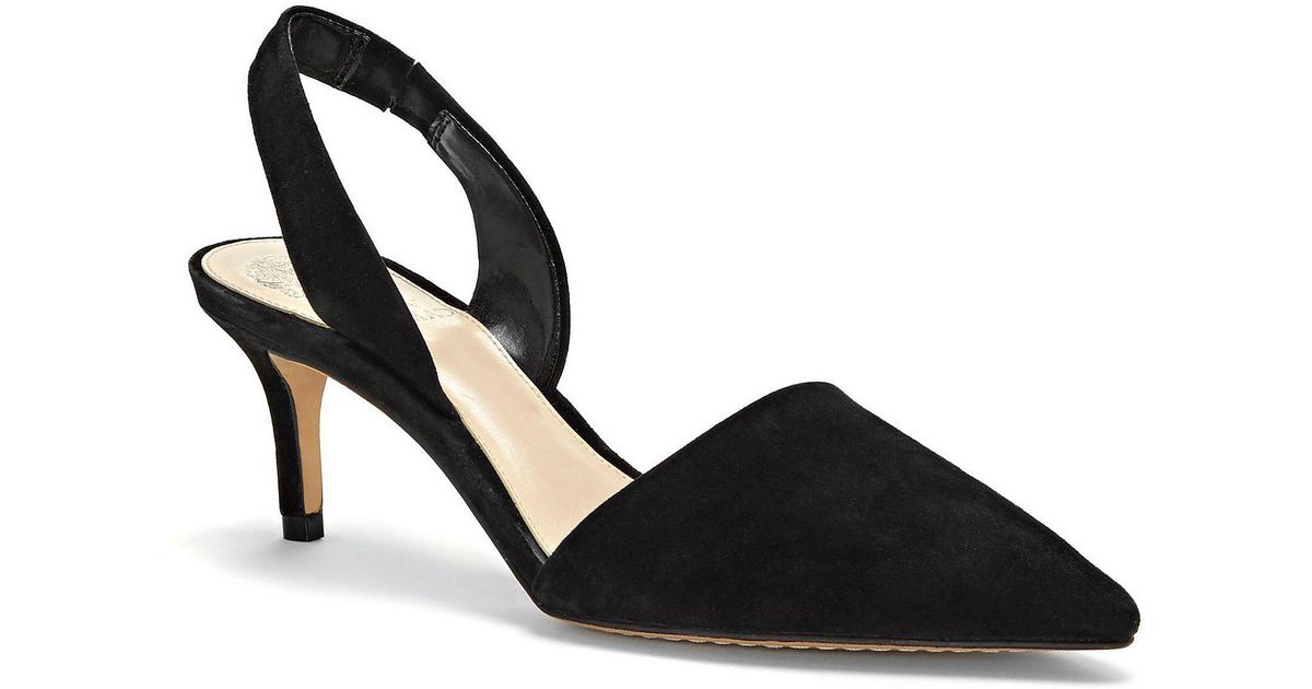 7dbbd21981b7 Lyst - Vince Camuto Kolissa in Black - Save 51%