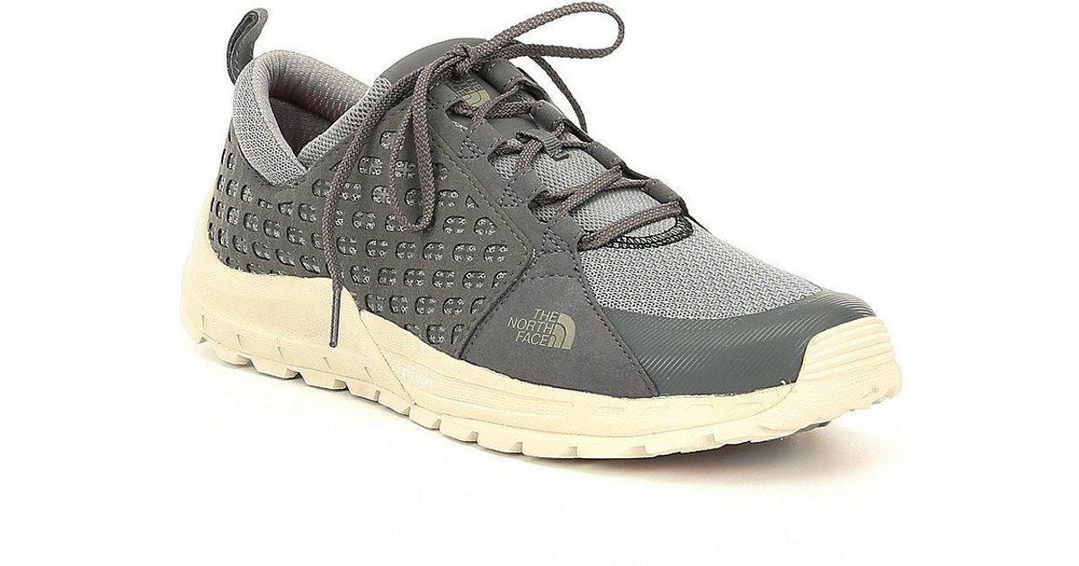 c705ee316 The North Face Gray Men's Mountain Sneakers for men