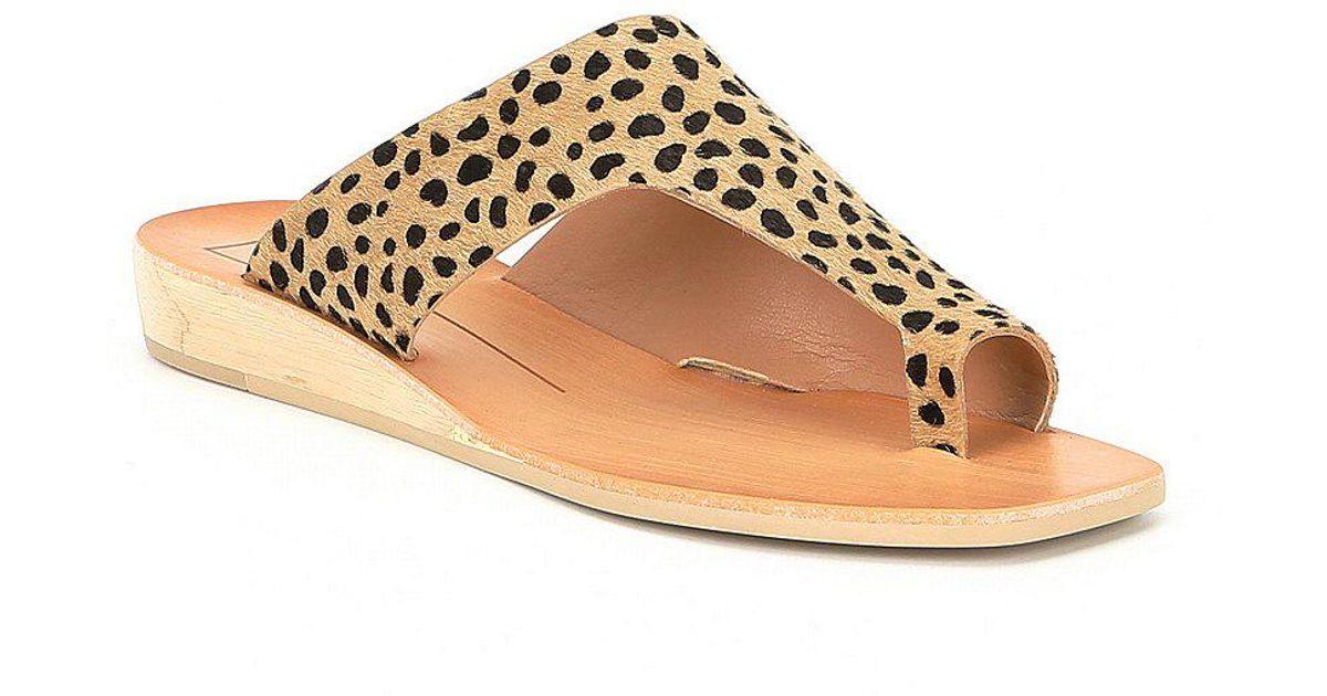 Hazle Demi Wedge Sandals pCvY787DRz