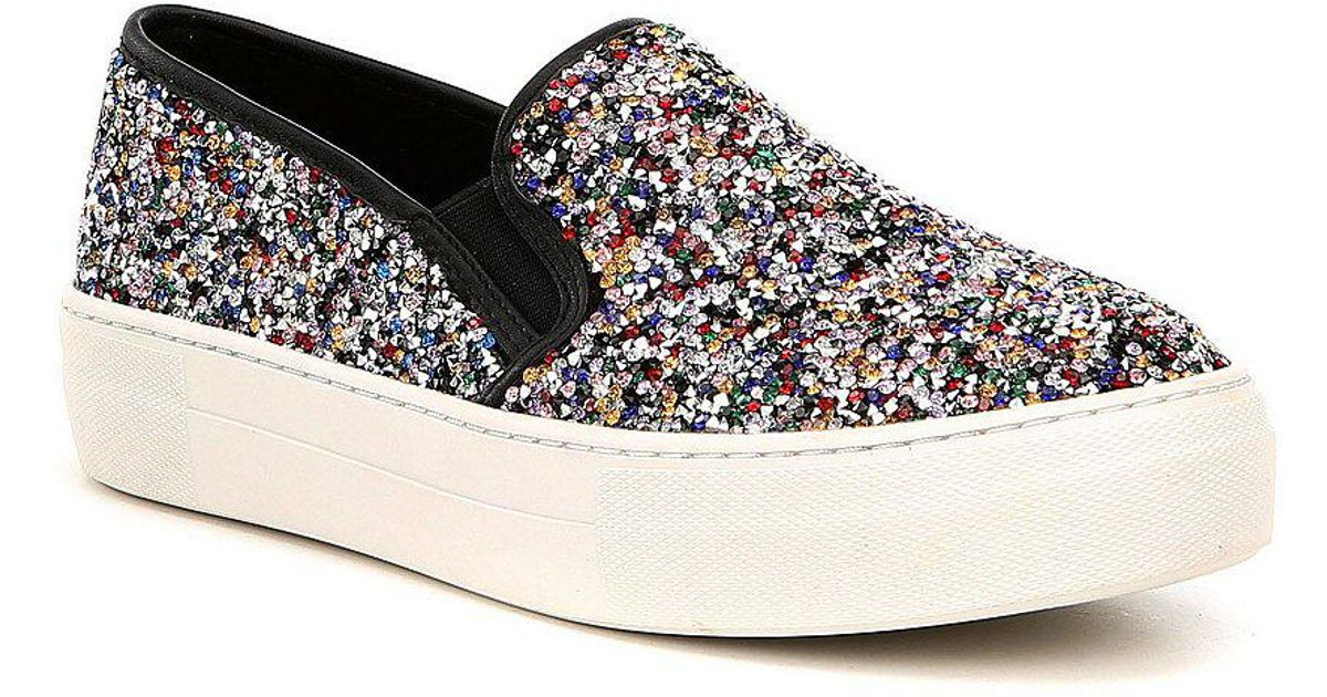 e1bd65f3106 Lyst - Steve Madden Gracious Sneakers