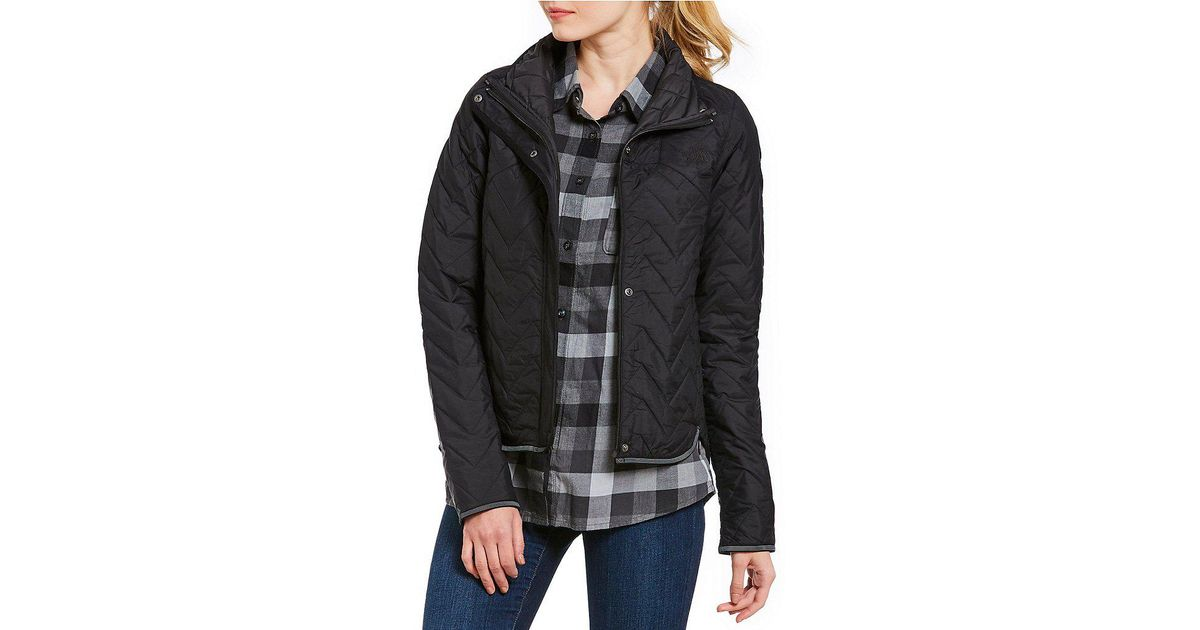 4fb5586dce0d Lyst - The North Face Westborough Insulated Jacket in Black