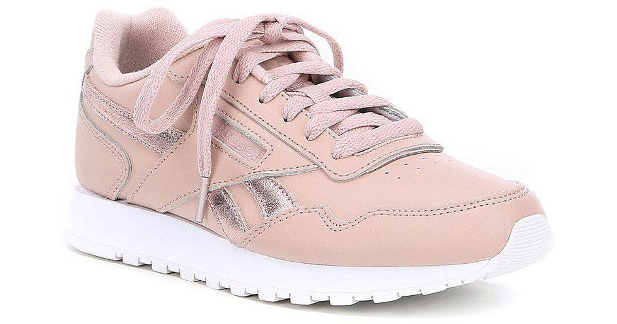 9f0a1419 Reebok Pink Women S Classic Harman Running Shoes