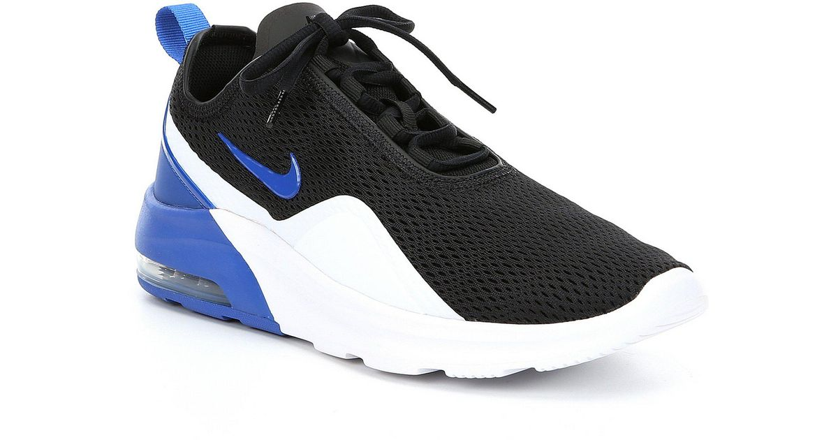low priced 53d2c 007bb Nike Men s Air Max Motion 2 Lifestyle Shoe in Black for Men - Lyst