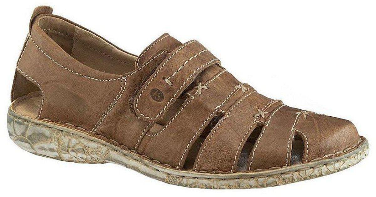 Josef Seibel Ida Leather Loafers le3G0Upo