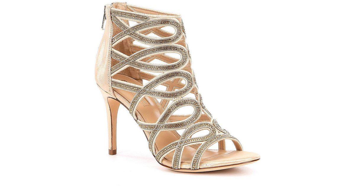 2431d3869 Lyst - Antonio Melani Pagee Dress Sandals