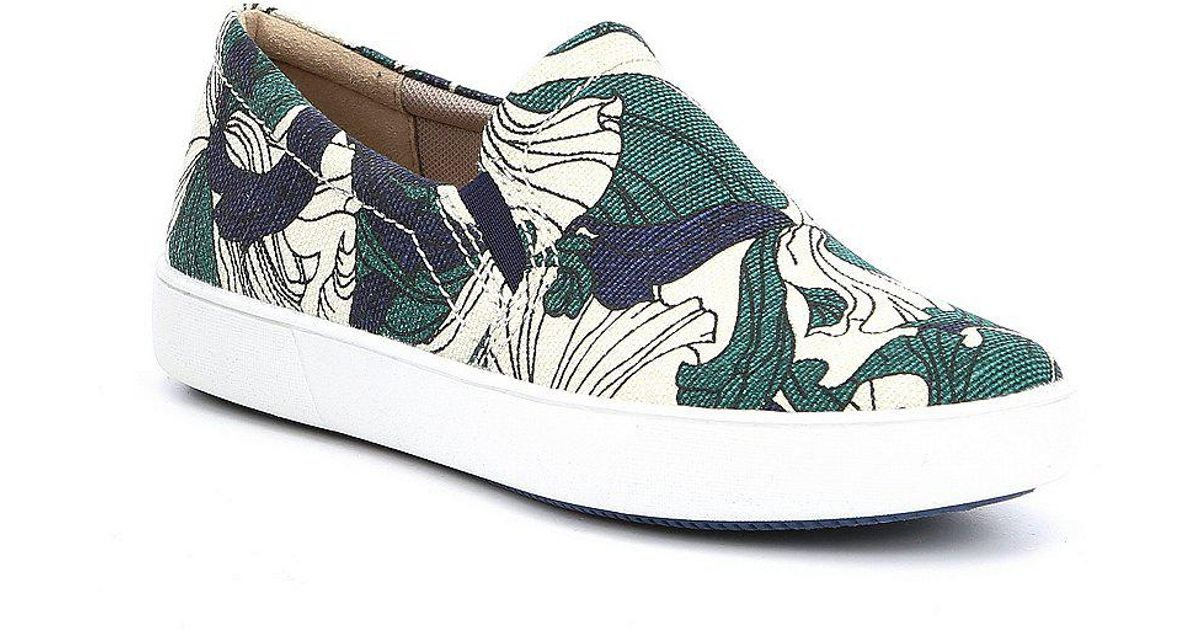 Marianne Fabric Slip-Ons