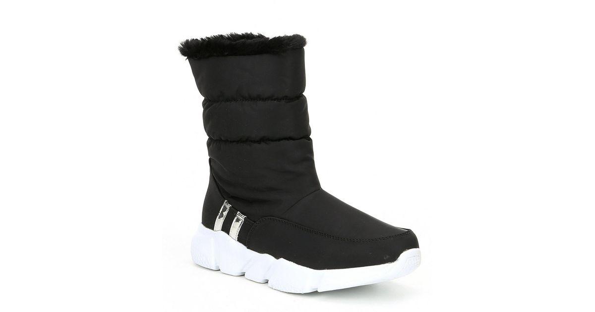 44c80df0d5859 Steve Madden Black Snowday Fashion Boot
