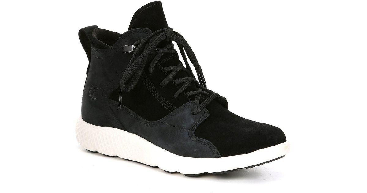 ff07df9c8c4 Timberland Black Flyroam Hiker Sneaker Boots