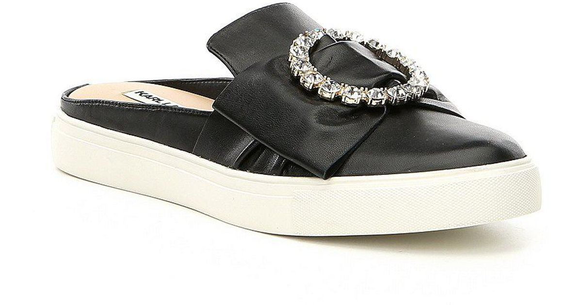 Elle Bow Mule Sneakers aDXIxI