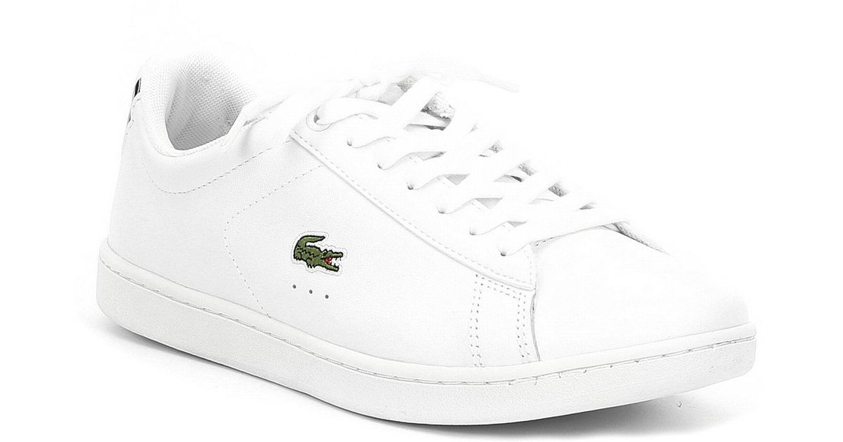 1773a066 Lacoste White Carnaby Bl 1 Sneakers