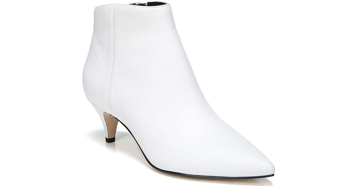 775617757d24 Lyst - Sam Edelman Kinzey Fashion Boot in White - Save 58%