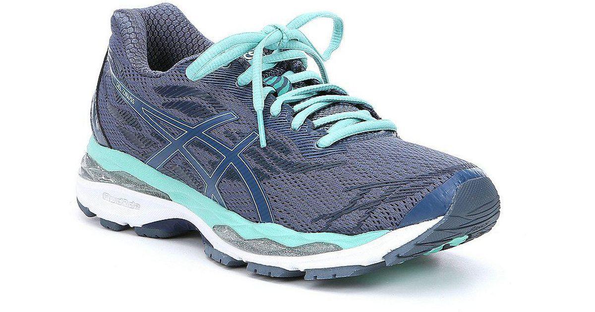 Running Shoes Lyst Blue For Ziruss In Gel Asics Xxuqvgw Women's thQdrs