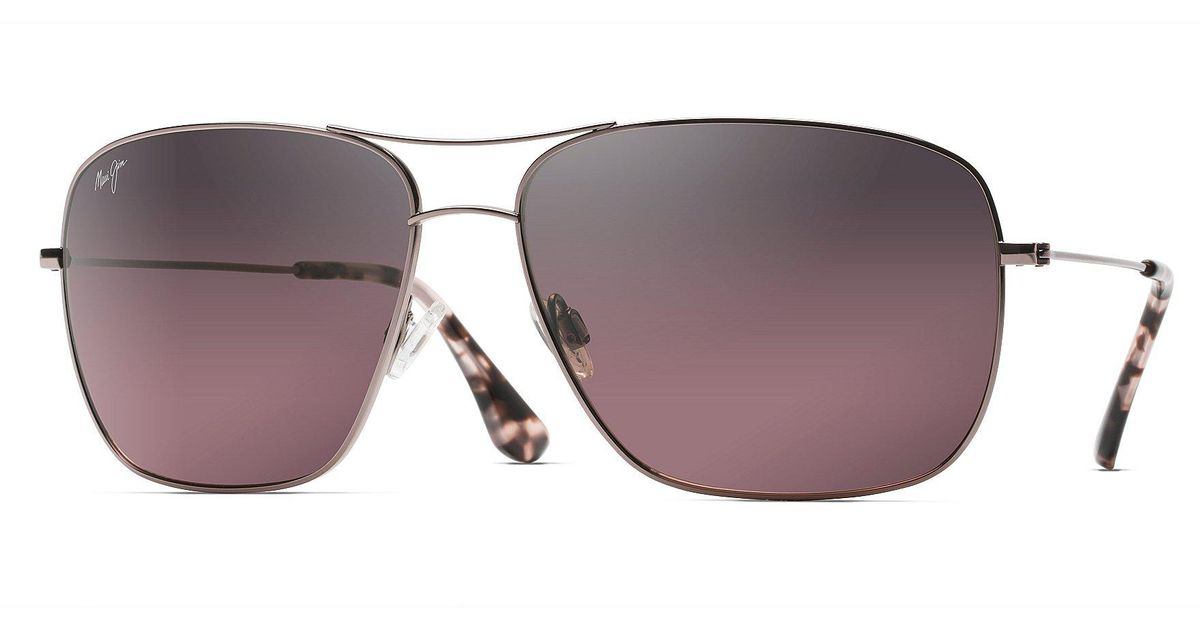 92194f9ec Maui Jim Cook Pines Polarized Sunglasses for Men - Lyst