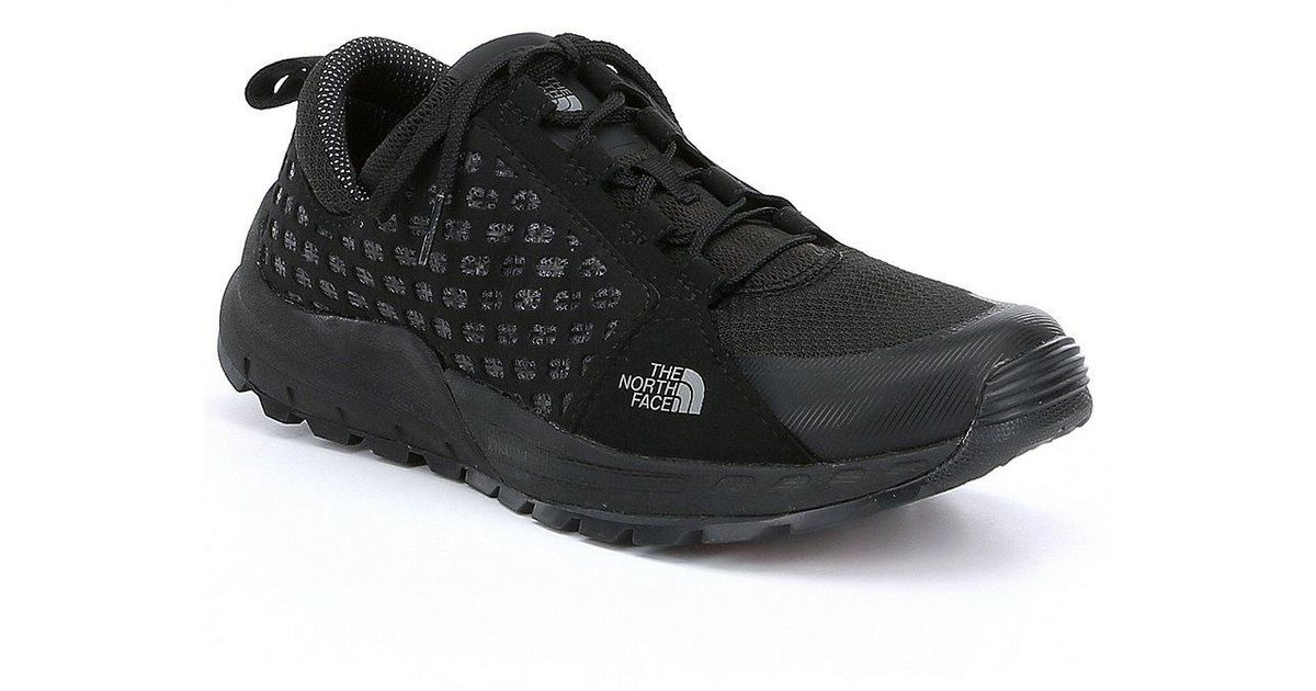 f5ee2a25a The North Face Black Men ́s Mountain Sneakers for men