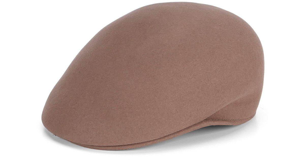 efad2e1775a Lyst - Pendleton Cuffley Crushable Water-repellent Wool Cap in Brown for Men
