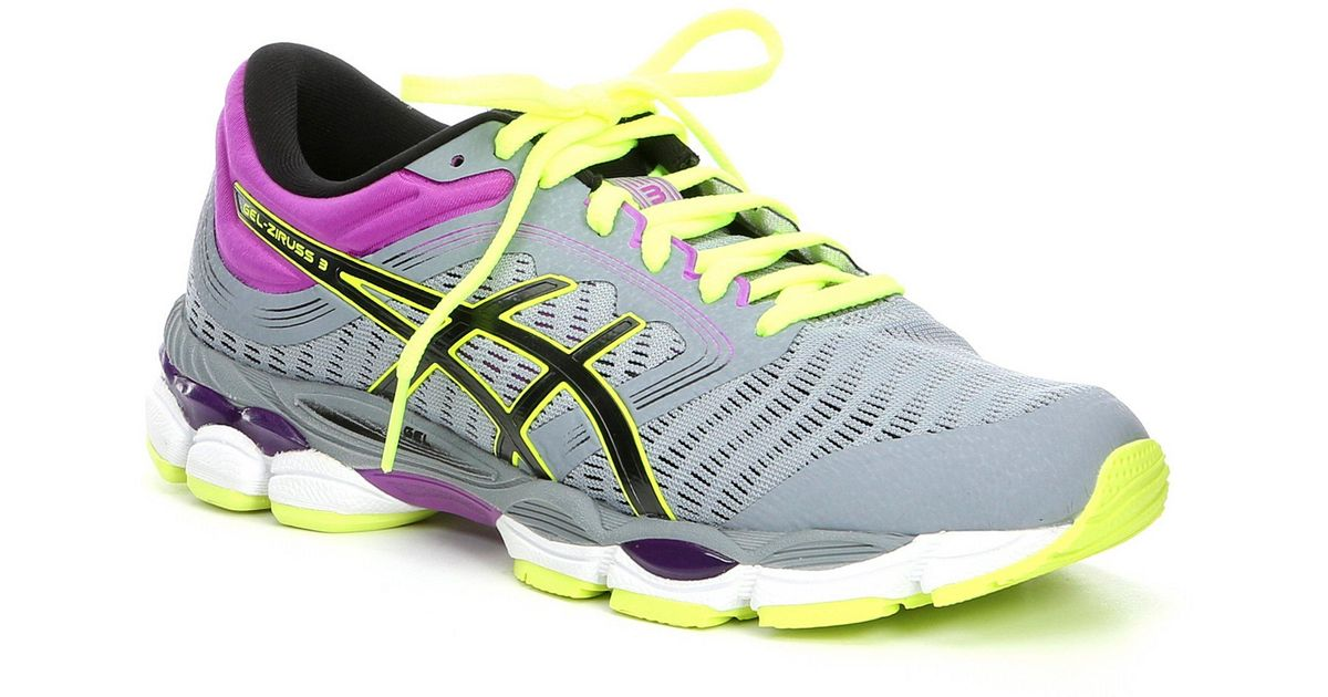 asics gel ziruss 3 womens running shoes 30