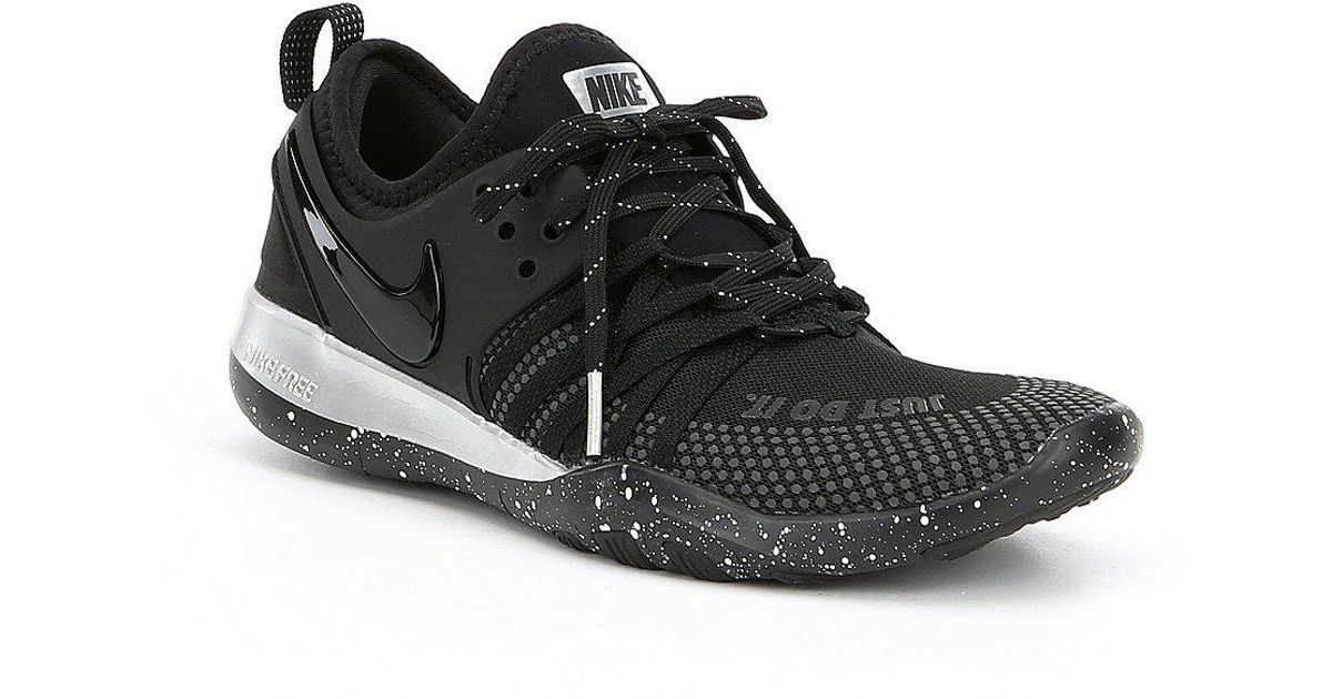 79b7748610d Lyst - Nike Women s Free Tr 7 Selfie Shoes in Black