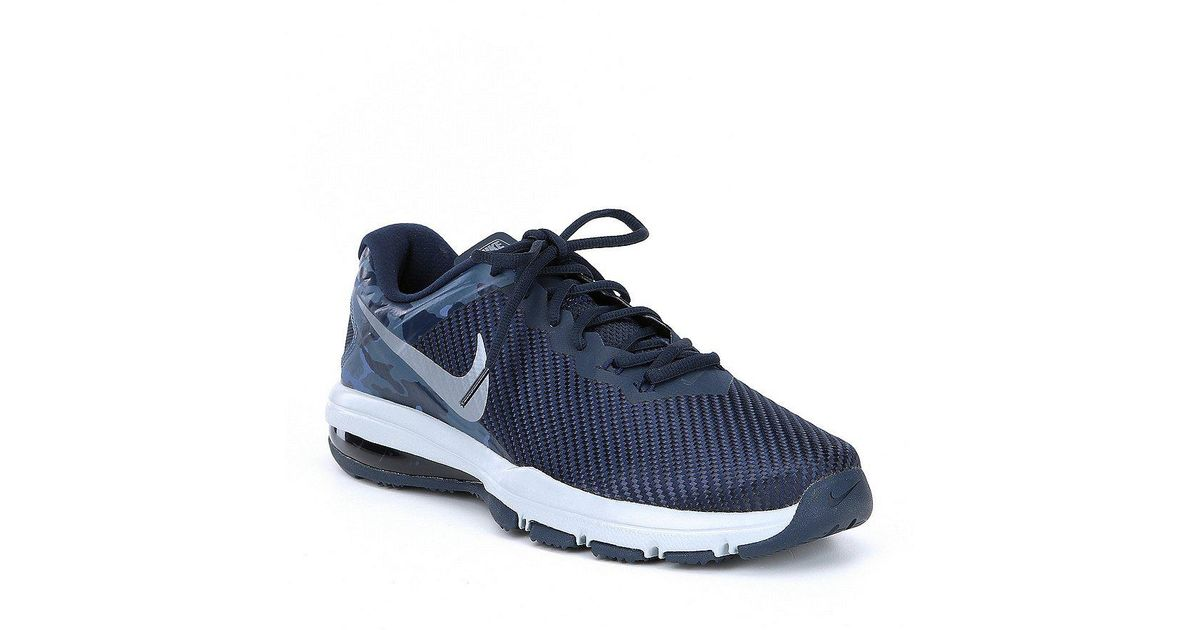 ... Lyst - Nike Men s Air Max Full Ride Tr Training Shoes in Black for Men  ... 9559cd6ff