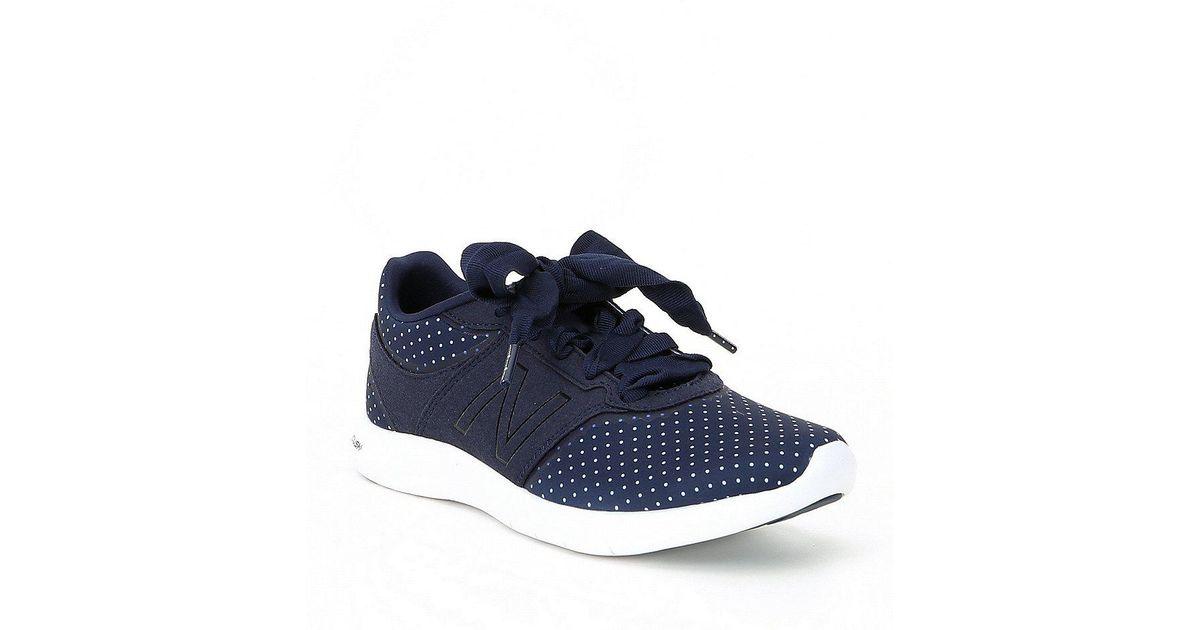 ce8e10ef New Balance Blue Women's 415 Training Sneakers