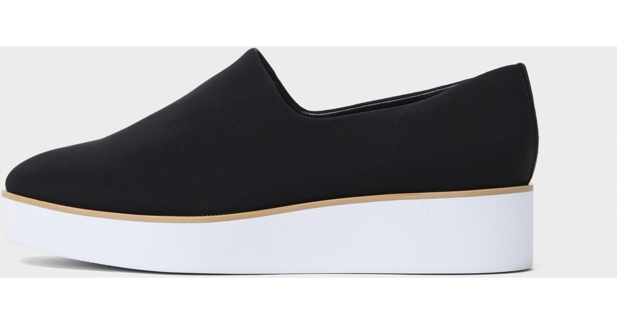 DKNY Robert Slip On Platform Sneaker in