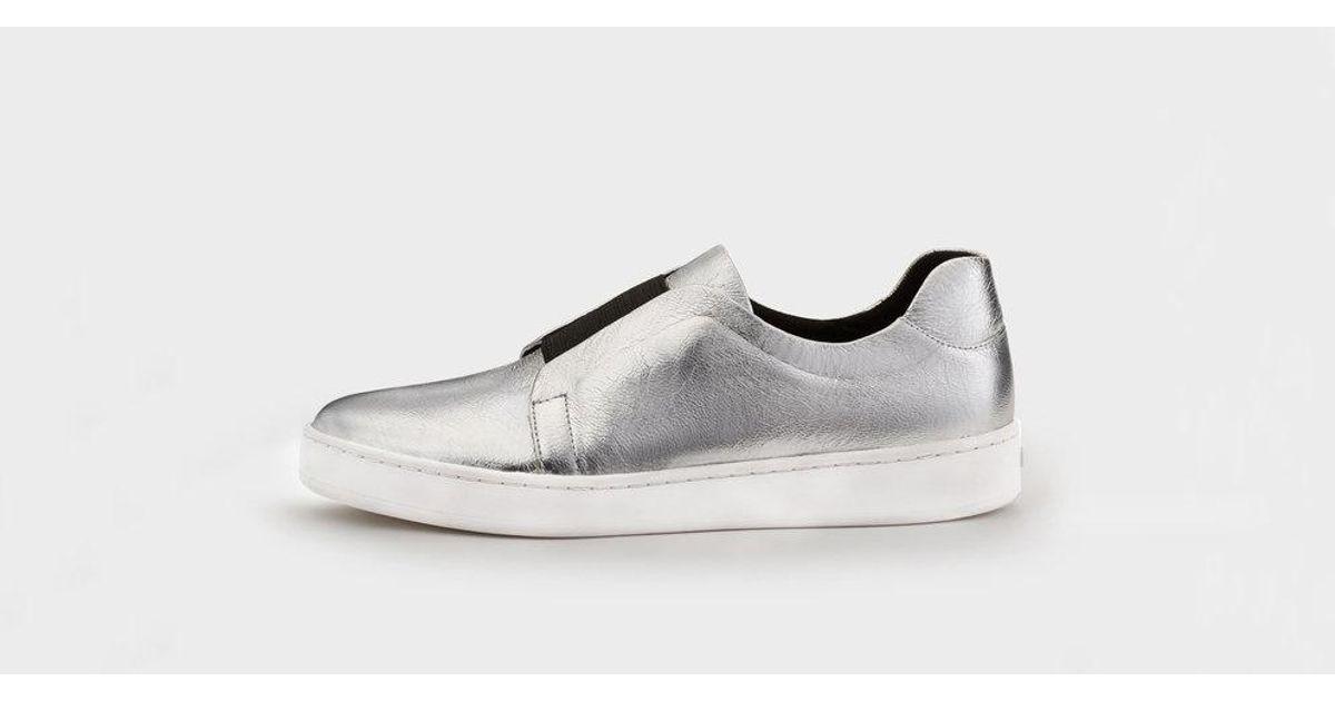 DKNY Bobbi Slip On Sneaker in Grey