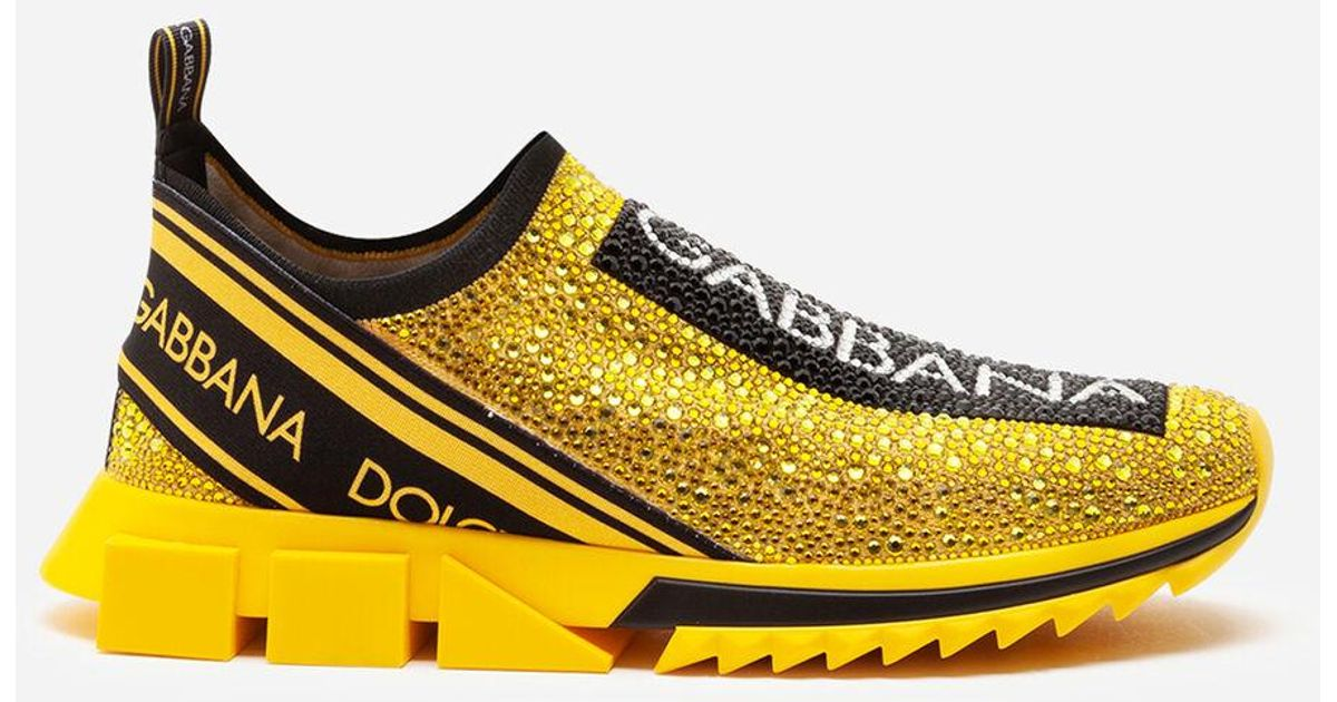Dolce \u0026 Gabbana Sorrento Sneakers With