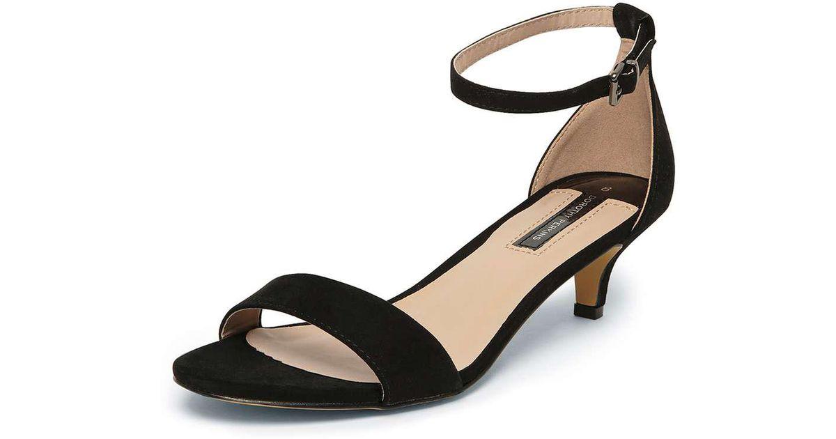 sundae' Low Heel Sandals - Lyst