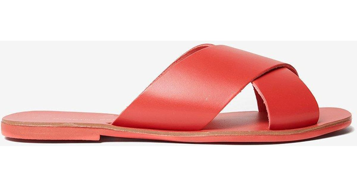 Dorothy Perkins FEARN - Mules - coral 443Rgm